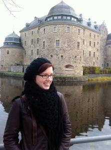 Jag och Örebro slott