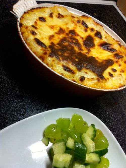 Kajsas Lasagne